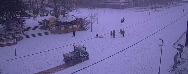 Област Добрич е в готовност за работа при зимни условия